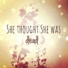 thoughtshewas